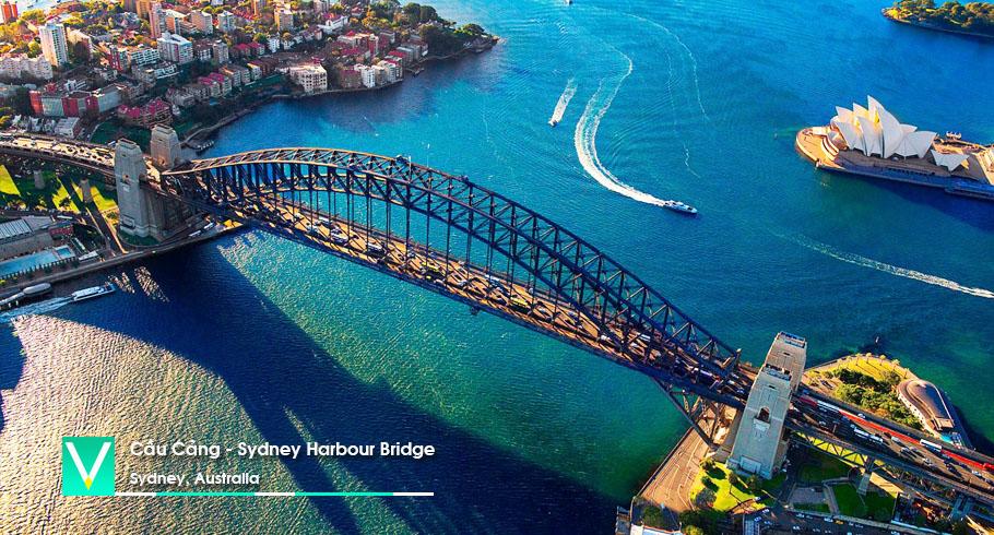 Cầu cảng Sydney (SYD)