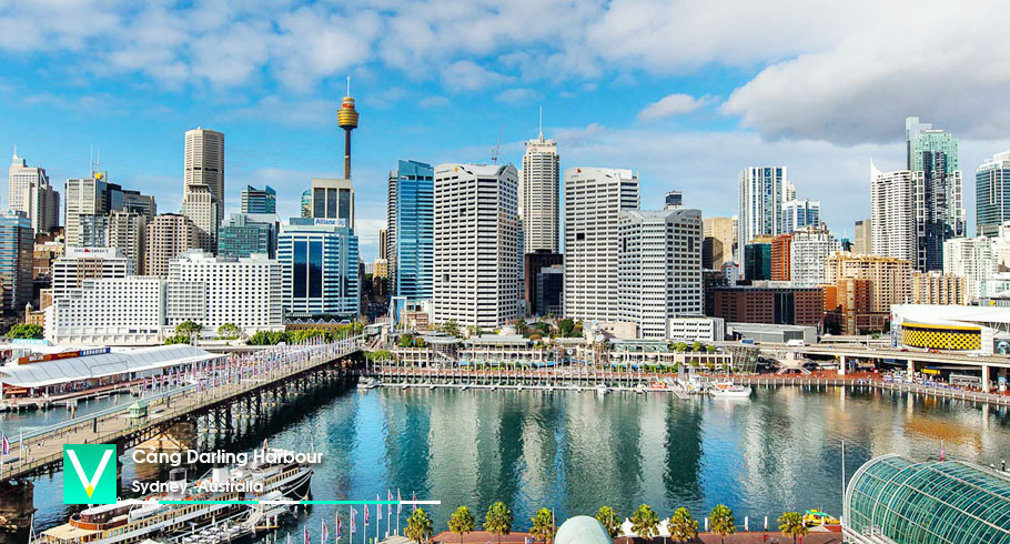 Darling Harbour (SYD) 2