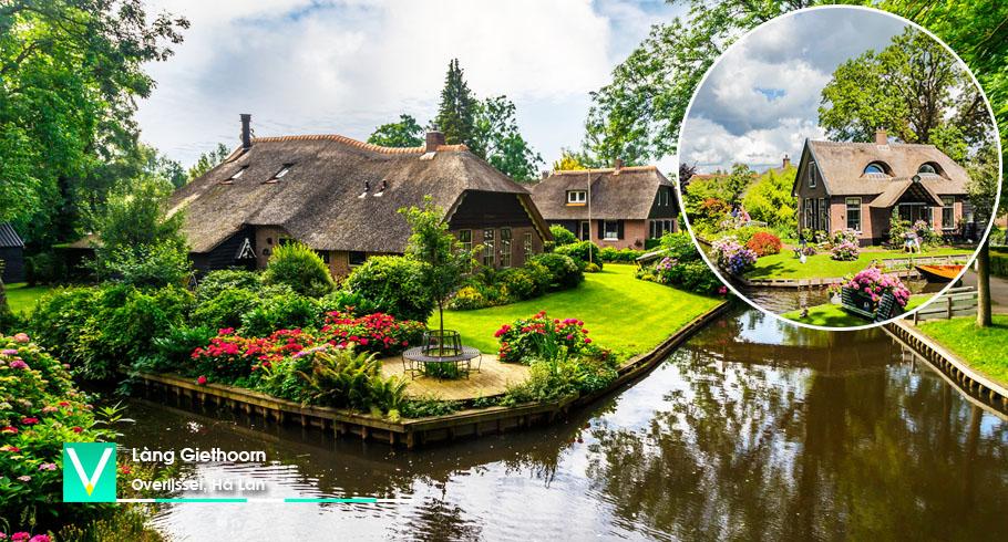 Giethoorn-Village
