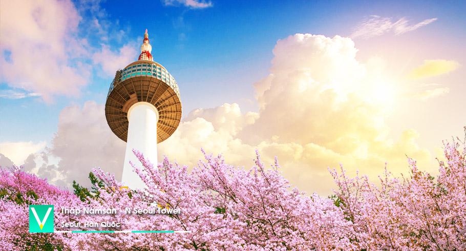 N Seoul tower 4