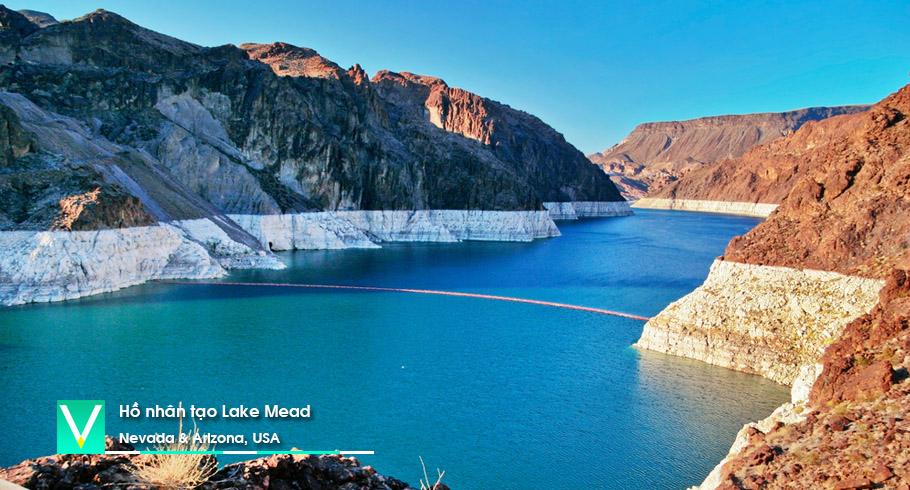USA – Ho nhan tao Lake Mead 2